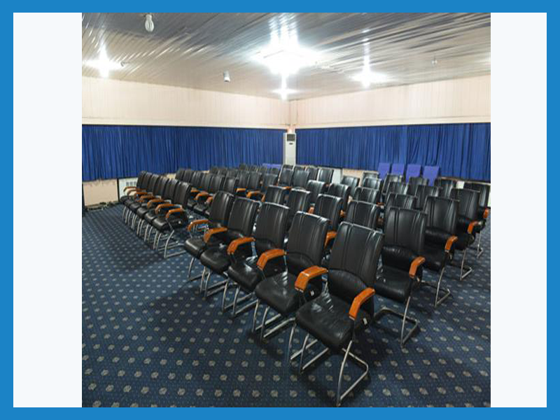 سالن کنفرانس صدف سالن های همایش نمایشگاه بین المللی تهران