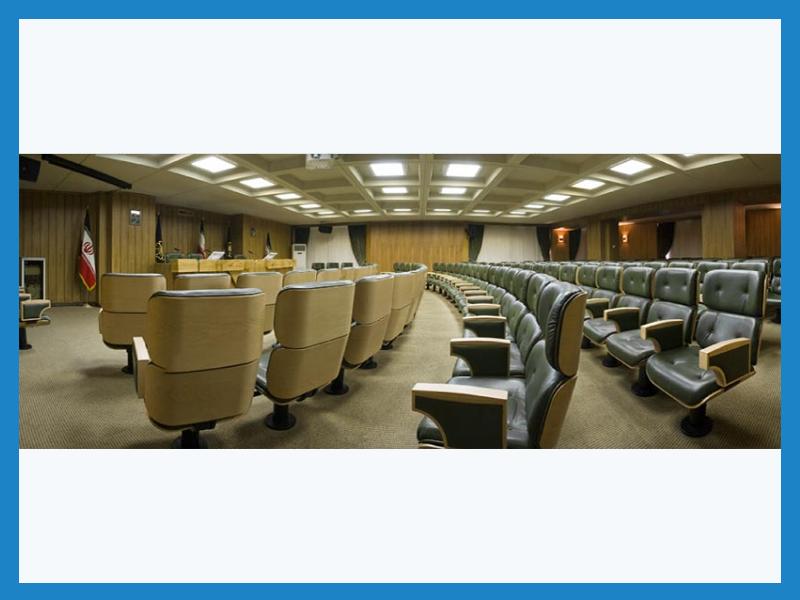 تالار اندیشه مرکز همایشهای بین المللی رایزن