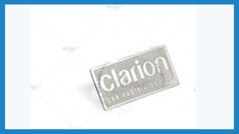 بج سینه Clarion فلزی