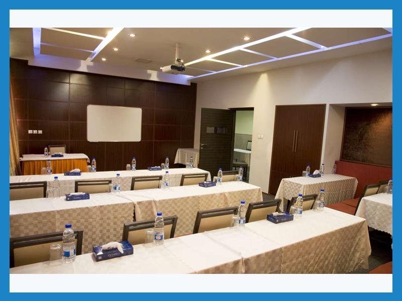 اتاف  جلسات سالن همایشهای بین المللی هتل المپیک