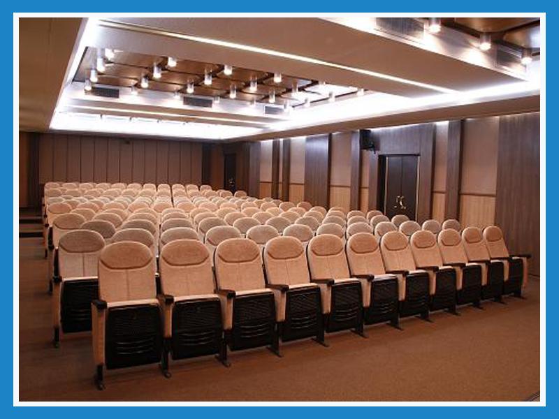تالار علامه طباطبایی مرکز همایش های بین المللی دانشگاه شهید بهشتی