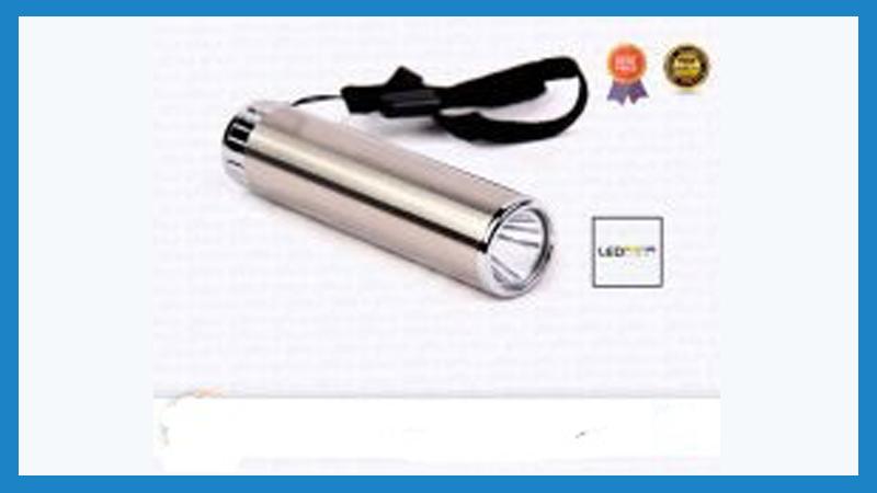چراغ قوه TL111 فلزی