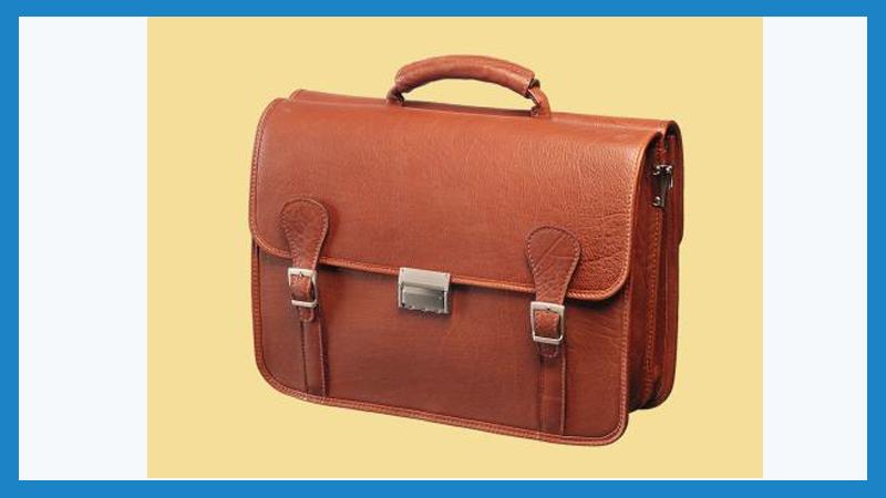 کیف لپتاپ چرمی LT2