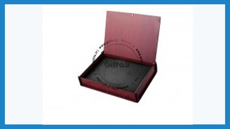 جعبه چوبی هدیه کد GB3