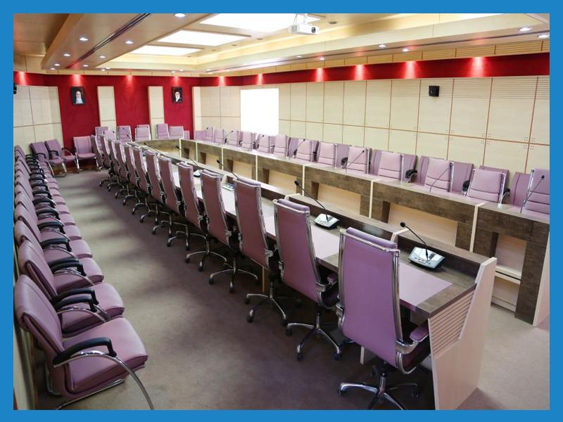 سالن توسن مرکز همایش های بین المللی پژوهشگاه صنعت نفت