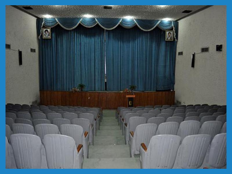 سالن کنفرانس شماره 2 سالن های همایش نمایشگاه بین المللی تهران