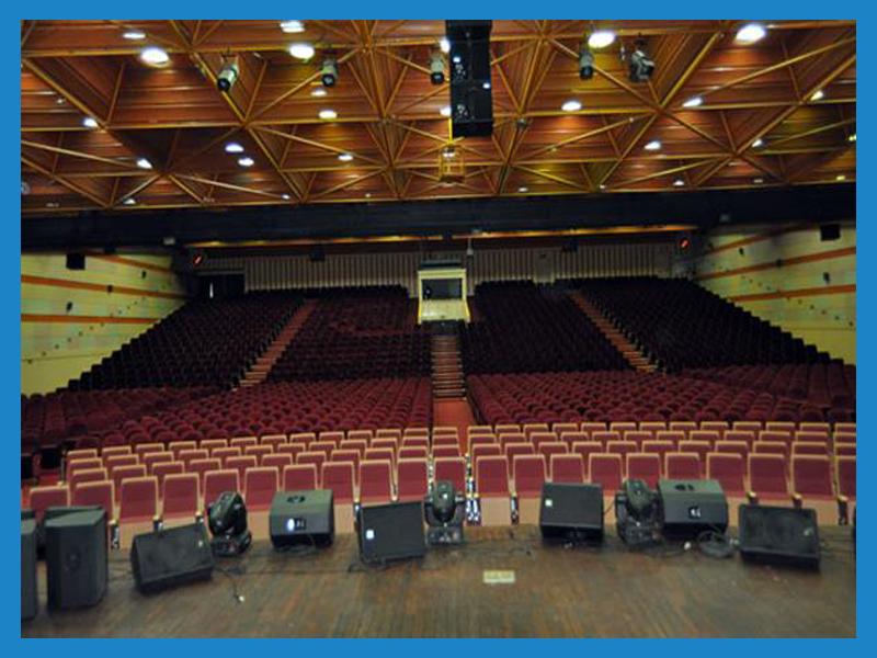 سالن همایش و نمایش میلاد  سالن های همایش نمایشگاه بین المللی تهران