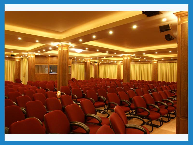 تالار خواجه نصیر کانون اسلامی انصار